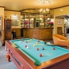 Salon et billard