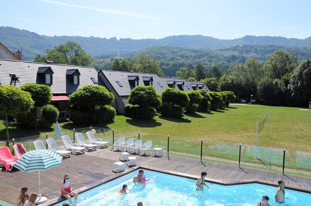 maissaonnettes + piscine