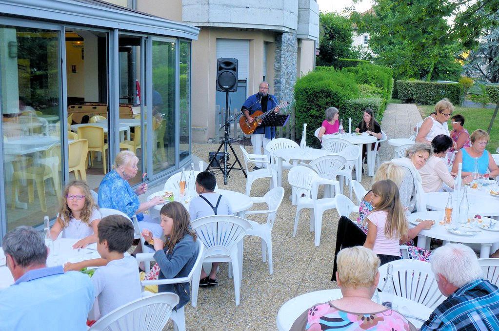 Soirée café concert