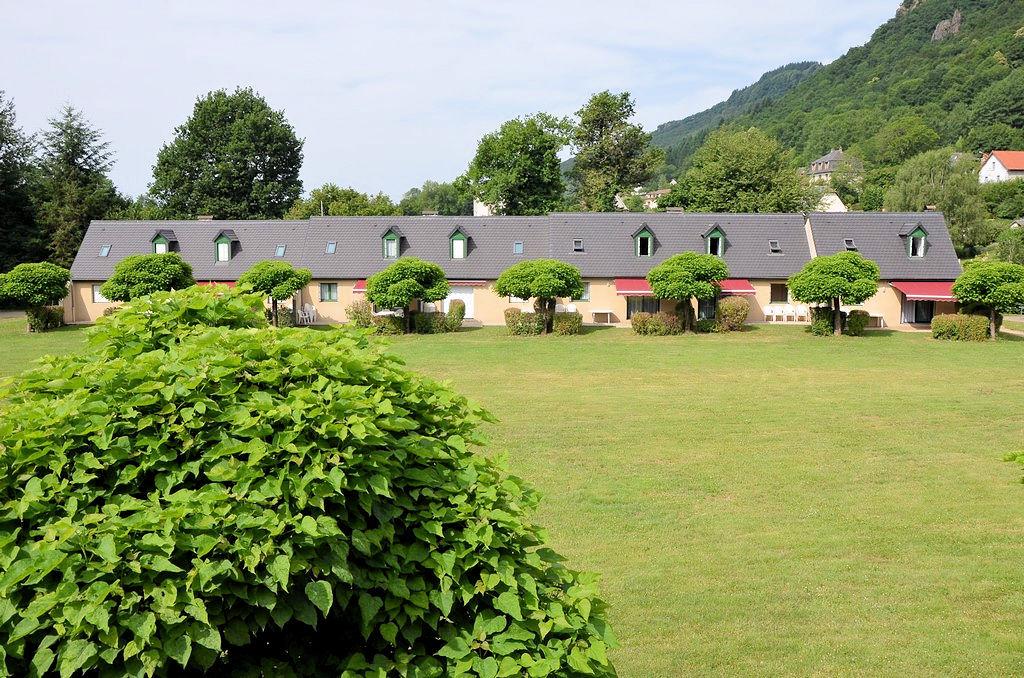 Maisonnette et parc
