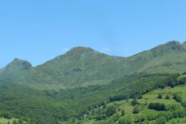 Découverte de l'Auvergne
